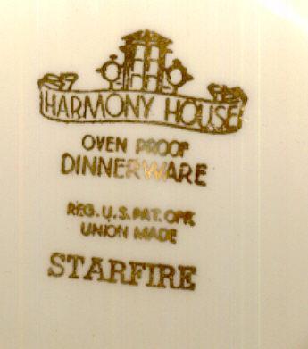 Harmony House Starfire Berry Bowl