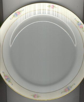 Noritake China Sedan Dinner Plate