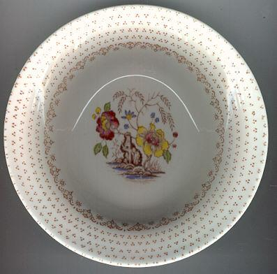 Royal China Chippendale Cereal Bowl