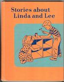Stories About Linda and Lee by Eleanor Thomas 1949 School Book