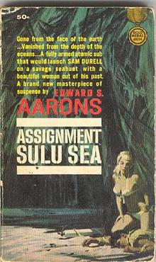 Assignment Sula Sea by Edward S. Aarons 1964