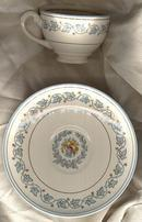 Myott Staffordshire Elegance Cup and Saucer