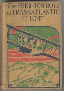 Brighton Boys in Transatlantic Flight 1920