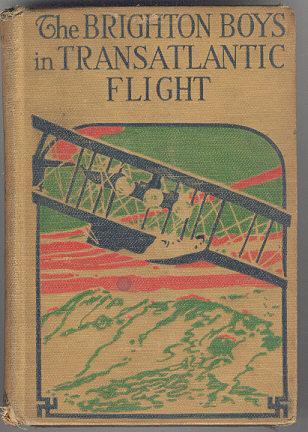 Brighton Boys in Transatlantic Flight 1920