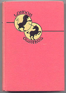 London Omnibus, Literary Anthology 1932 1st edition