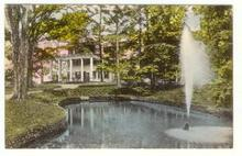 Postcard of Glen Iris Inn, Castile, New York