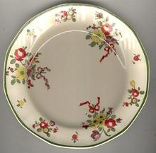 Royal Doulton Old Leeds Spray Small Plate
