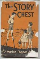 Story Chest by Marion Poppen Athy 1942 Reader
