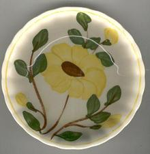 Yellow Nocturne Berry Bowl Southern Potteries