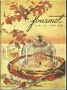 Gourmet Magazine September 1953 The Schlags of Vienna and Old Monongahela