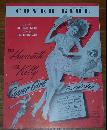 Cover Girl starring Rita Hayworth and Gene Kelly 1944 Sheet Music