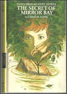 Secret of Mirror Bay by Carolyn Keene Nancy Drew 49 1972 1st edition Yellow