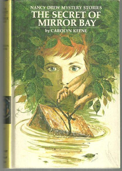 Secret of Mirror Bay by Carolyn Keene Nancy Drew 49 1972 1st edition Yellow