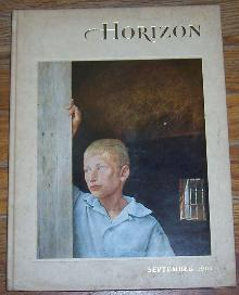 Horizon Magazine of the Arts September 1961 An Interview with Andrew Wyeth
