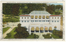 Maurice Baths and Pool Hot Springs, Arkansas 1932 Postcard