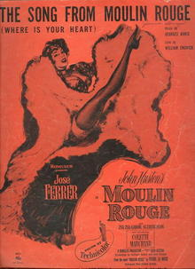 Song From Moulin Rouge (Where is Your Heart)