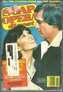 Soap Opera Digest Magazine September 4, 1979 Denise Alexander and Chris Robinson