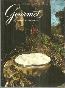 Gourmet Magazine September 1969 Southwest From Dublin and Irish Breads