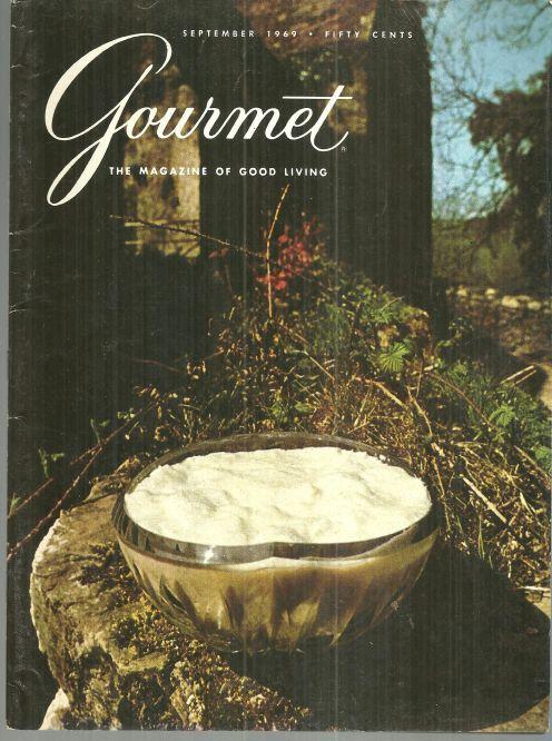 Gourmet Magazine September 1969 Southwest From Dublin and Irish Breads