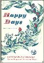 Happy Days a Unicef Book of Birthdays Name Days and Growing Days 1969 1st ed DJ