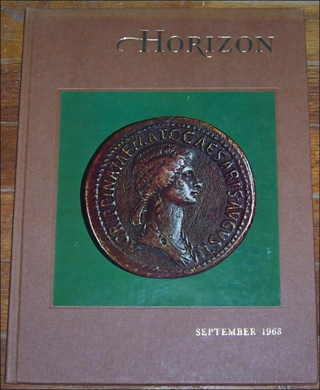 Horizon Magazine of the Arts September 1963 Napoleon and Alexander