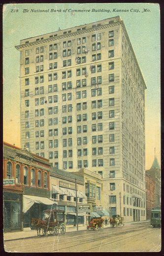 National Bank of Commerce Building Kansas City,Missouri