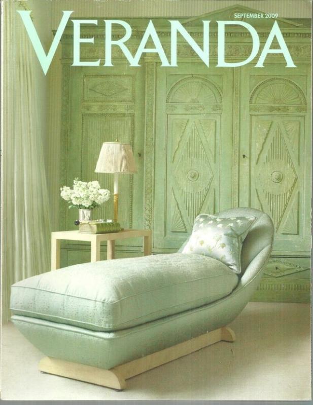 Veranda Magazine September 2009 Manhattan's Museum Mile