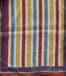 St. Ramonde Brightly Striped Scarf