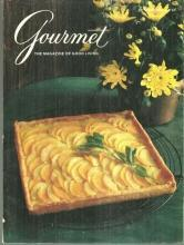Gourmet Magazine October 1986 Squash, Apple and Onion Tart on the Cover