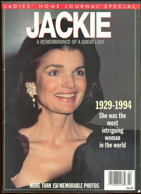 Ladies Home Journal Special Issue Jackie A Remembrance 1994