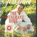 Gourmet Magazine October 1997 Restaurant Issue Craig Shelton On Cover