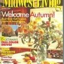Midwest Living Magazine October 1996 Welcome Fall/Celebrating Our Hometown Pride