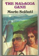 Malacca Cane by Mario Soldati 1973 1st edition with Dust Jacket