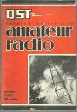 QST Magazine Devoted Entirely to Amateur Radio October 1935