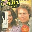 Soap Opera Digest Magazine October 16, 1979  Liza and Travis Search For Tomorrow