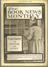 Book News Magazine November 1908 Novels of Charles Dickens