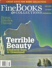Fine Books and Collections Magazine November/December 2006 Rockwell Kent