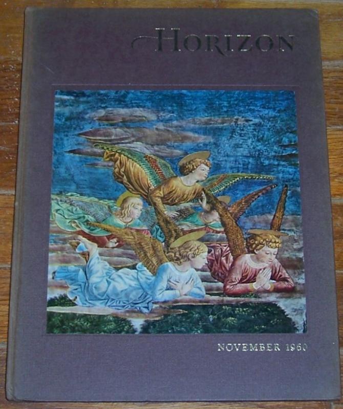 Horizon Magazine of the Arts November 1960 H. L. Menken to the President