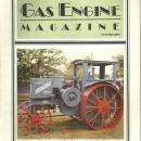 Gas Engine Magazine November 1985 1918 15-30 IHC Tractor on Cover