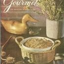 Gourmet Magazine November 1960  Deer Hunt, Pudding Time, Chilean Kitchens