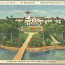 Postcard of The Riviera on the Halifax Near Daytona Beach, Florida