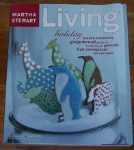 Martha Stewart Living December 1997/January 1998 New Year's Eve Party