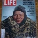 Life Magazine December 4, 1970 Khrushchev 1963 Portrait on cover