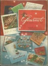Gourmet Magazine December 1954 It's Christmas Everywhere/Brillat-Savarin