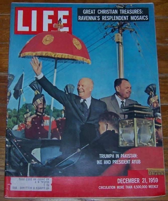 Life Magazine December 21, 1959 Triumph in Pakistan
