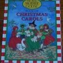 Real Mother Goose Book of Christmas Carols by Laurence Schorsch 1994