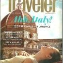 Conde Nast Traveler Magazine December 2010 Florence Italy on the Cover