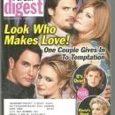 Soap Opera Digest Magazine December 20, 2005 Look Who Makes Love From YR