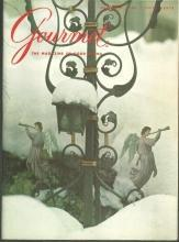 Gourmet Magazine December 1969 Christmas Revellion in the French Manner