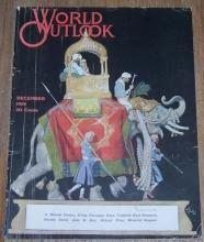 World Outlook Magazine December 1919 The Light of Christmas by Margaret Sangster